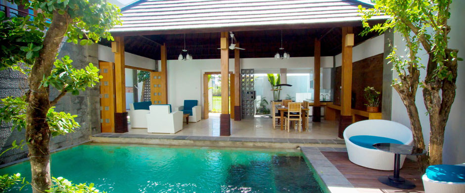 Apple Villa & Apartment Kerobokan Canggu - 2 Bedroom Villa