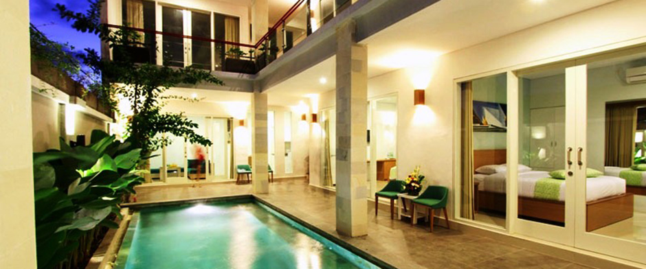 Apple Suite & Apartment Kerobokan Seminyak